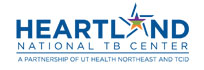 Logo of Hearland National TB Center