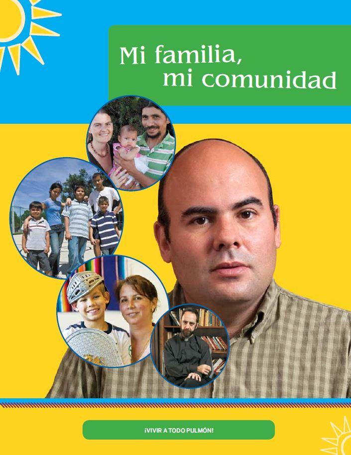 ¡Vivir a Todo Pulmón! - Una Historia de TB Novela - Chapter 3 My Family, My Community