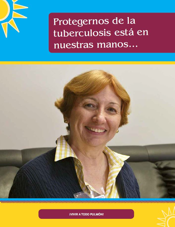 ¡Vivir a Todo Pulmón! - Una Historia de TB Novela - Chapter 4 Protecting Ourselves From Tuberculosis is in Our Hands