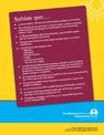 ¡Vivir a Todo Pulmón! - Una Historia de TB Novela - Quickfacts